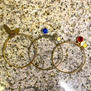 Lot of 10 Alex and Ani bracelets!